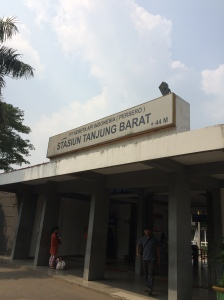 Sisi Jl. Lenteng Agung.