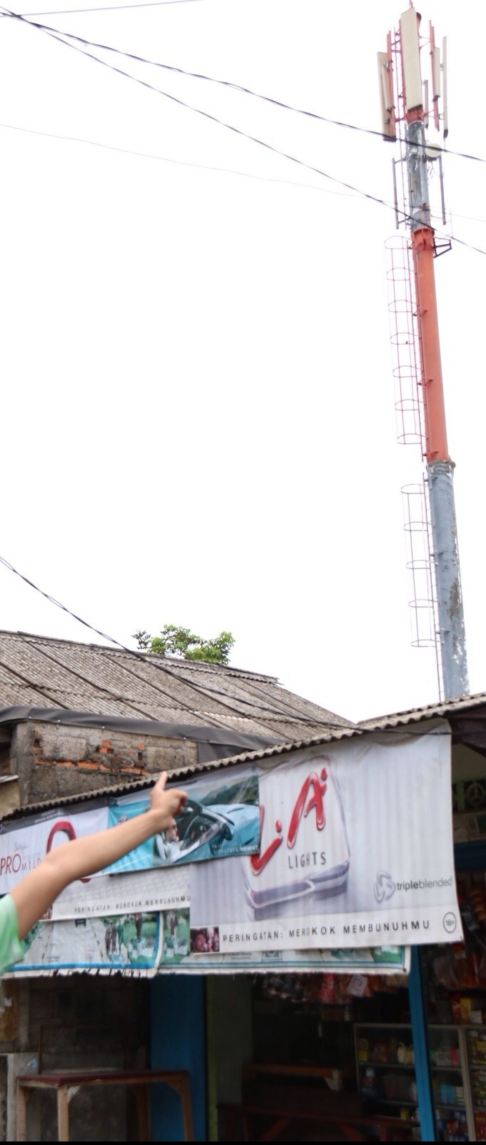 tower ribut